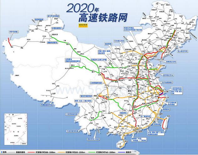 话题:铁路地图 - 地图慧社区